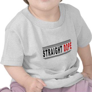 Dopant droit t-shirt