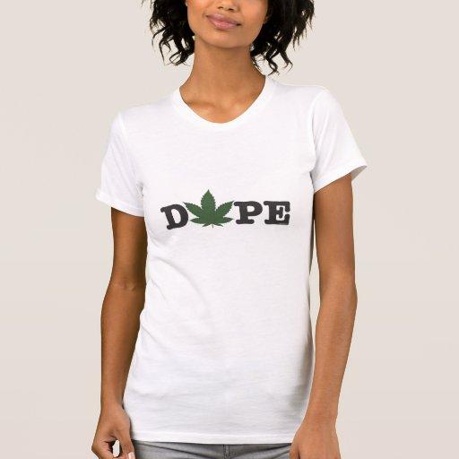 Dopant pour des filles t-shirts