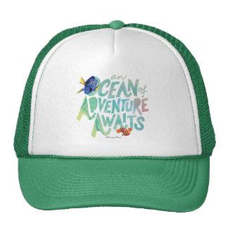 Doris et Nemo | qu'un océan d'aventure attend Casquette De Camionneur