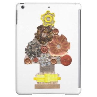 Dos d'air de Je-Protection d'arbre de Noël de
