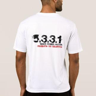 Dos de sport de 5331 Microfiber T-shirts