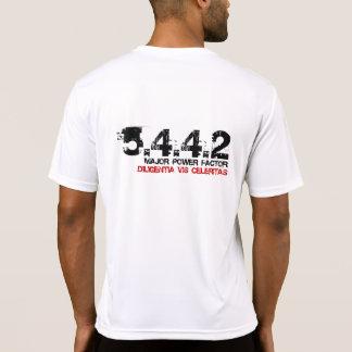 Dos de sport de 5442 Microfiber T-shirts