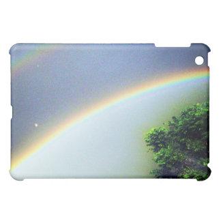Double arc-en-ciel étuis iPad mini