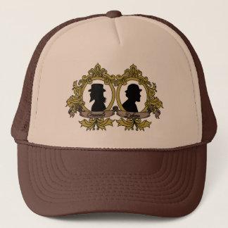 Double casquette de camée