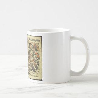 Double Eagle autrichien Mug
