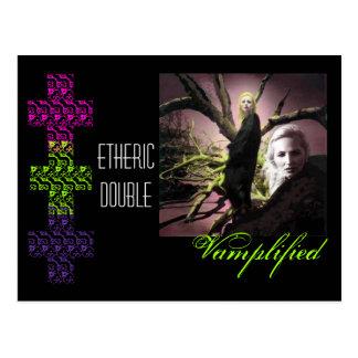 Double éthéré de Vamplified… Carte Postale
