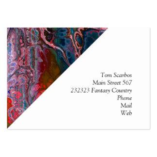 double fractale (SF) Carte De Visite Grand Format