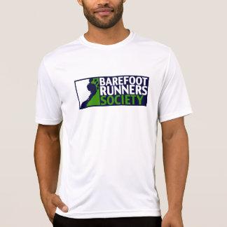 Double logo avant/arrière+URL TechShirt T-shirt