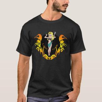 Double Madame Luck T-shirt de problème