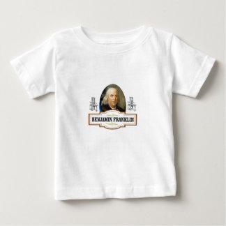 double-pression de Ben T-shirt Pour Bébé