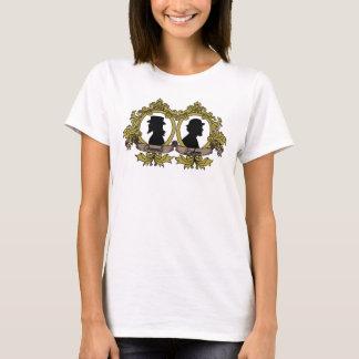 Double T-shirt de camée