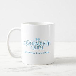 Double tasse de café de logo