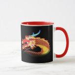 Double tasse de dragon