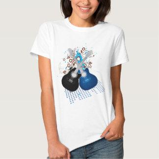 Doubles guitares t-shirt