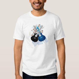 Doubles guitares t-shirts