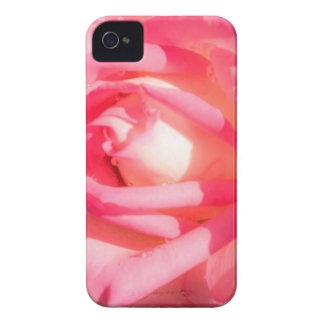 Doucement rose coque iPhone 4