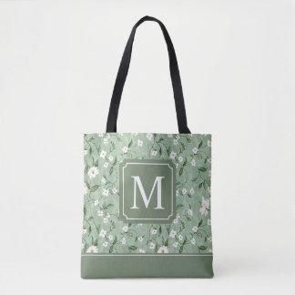 Douche simple de sac fourre-tout au monogramme |