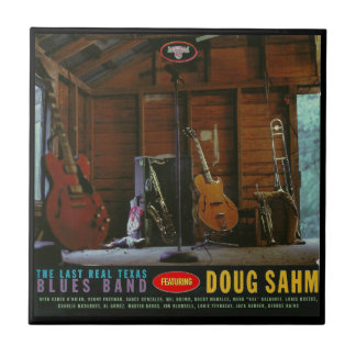 Doug Sahm et la dernière vraie bande de bleus du T Petit Carreau Carré