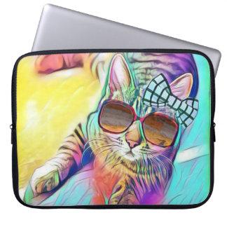 Douille colorée d'ordinateur portable du néoprène housse pour ordinateur portable