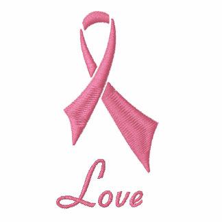 Douille de ruban rose d amour longue