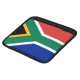 Douille d'iPad de drapeau de l'Afrique du Sud Poches iPad