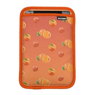 Douille d'Ipad de motif de fruit de pêche mini Housse Pour iPad Mini