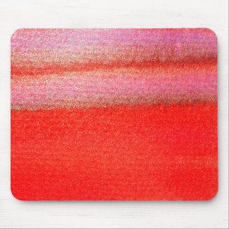 Douille d'or rose rouge d'ordinateur portable 15 tapis de souris
