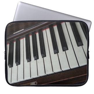 Douille d'ordinateur portable de piano protection pour ordinateur portable