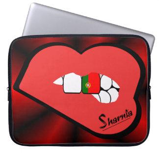 Douille d'ordinateur portable du Portugal des Housse Pour Ordinateur Portable