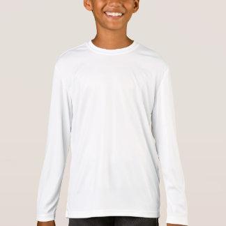 Douille du Dri-Ajustement des garçons d'excellence T-shirt