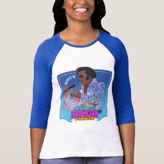 Douille Jersey du XL 3/4 des femmes T-shirt