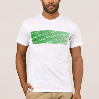 Douille pure de dames Twofer longue (adaptée) T-shirt