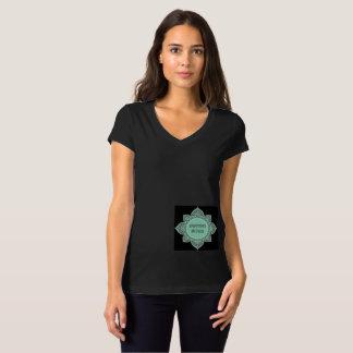 Douille T du casquette des femmes de couleur de T-shirt