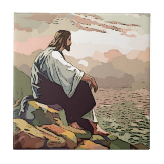 Doux doux de Jésus - et - Petit Carreau Carré