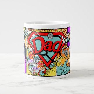 Dr. Dad Superhero Mug Jumbo