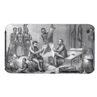 Dr. David Livingstone (1813-73) et M. Henry Mort Coque iPod Touch