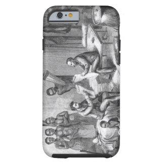 Dr. David Livingstone (1813-73) et M. Henry Mort Coque Tough iPhone 6