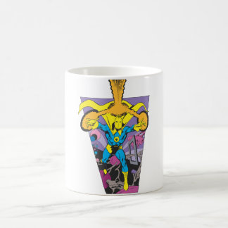 Dr. Fate Manipulates Magic Mug