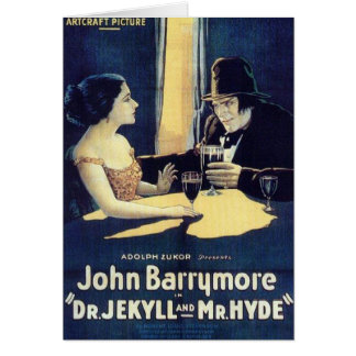 """Dr. Jekyll et carte de M. Hyde"""