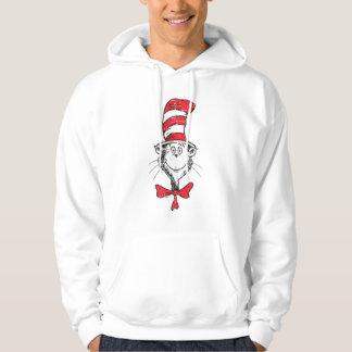 Dr. Seuss | le chat dans la tête de casquette - Veste À Capuche