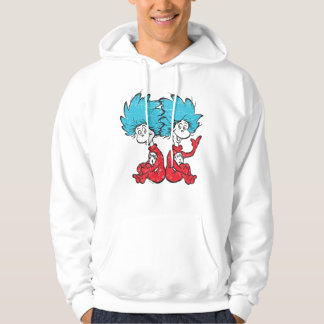 Dr. Seuss | le chat dans le casquette - chose 1, Veste À Capuche