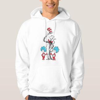 Dr. Seuss | le chat dans le casquette, la chose 1 Veste À Capuche