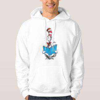 Dr. Seuss | le chat dans le casquette - lecture Veste À Capuche