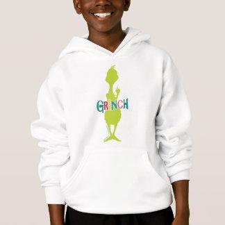 Dr. Seuss | le Grinch - silhouette verte