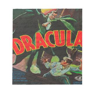 Dracula Blocs Notes