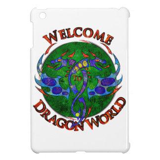 Draginossium - monde de dragon coques pour iPad mini