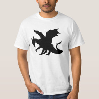 Dragon à cornes t-shirt
