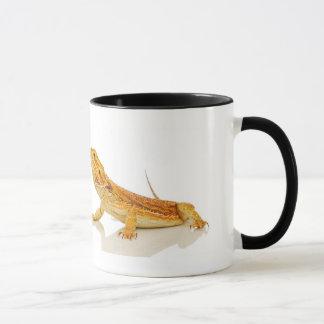 Dragon barbu tasse
