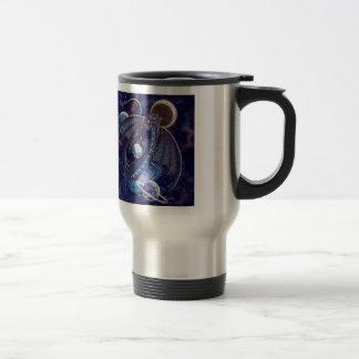 Dragon céleste mug de voyage