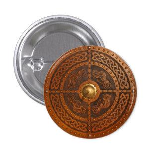 Dragon celtique Targe Badges